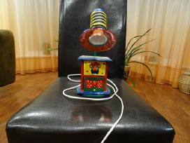 Vaikiška stalinė lemputė