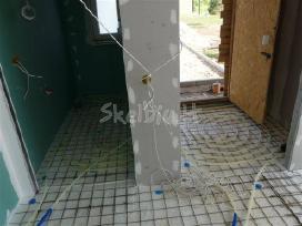 Grindų betonavimo medžiagos
