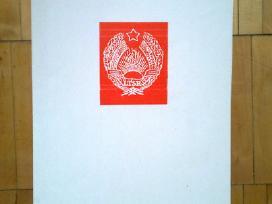 Ltsr soc. aprupinimo prof. komiteto garbes rastai - nuotraukos Nr. 5