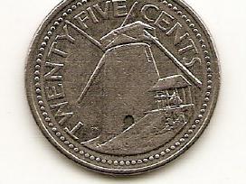 Barbadoso monetos