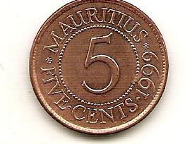 Mauritius monetos