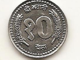 Nepalas 10 paisa 1997 #1014. 3