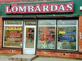 Lombardas Taikos 101 Klaipeda