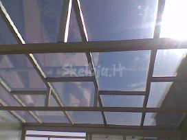 Pleveles klijavimas ant langu,vitrinu,stiklo pertv