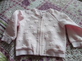 Rožinis bliuzoniukas-striukytė 12-18 mėn, 4 eur