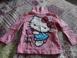 Hello Kitty golfytė mergytei 1,5 -2 metukai