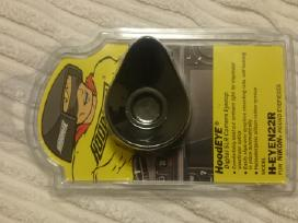 Akies dangtelis - Hoodman Eyecup for Nikon