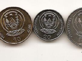 Ruandos monetu rinkinukas