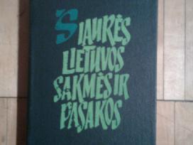 Siaures Lietuvos sakmes ir pasakos 1985m.