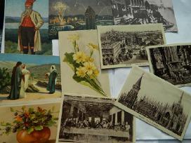 Atvirlaiskiu kolekcija daug 1922 metu