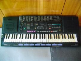 Muzikos instrumentai.