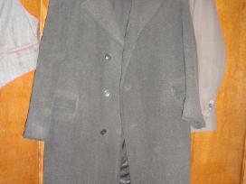 Ieškau senų paltų