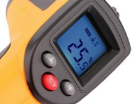 Bekontaktis infraraudonųjų spindulių termometras