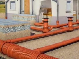 Vandentiekio,nuotekų,drenažo įrengimas,valymo įren