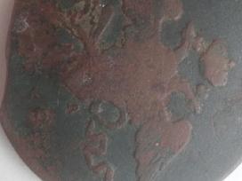 Rusiška 1836 m. 5 kapeiku moneta