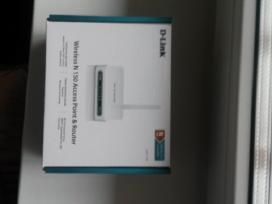 D - Link Wireless N 150 Access Point&router