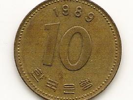 P.korejos monetos - nuotraukos Nr. 5