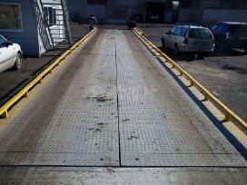 Automobilinės svarstyklės - nuotraukos Nr. 3