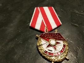 Siūlau įvairiu medaliu ir ordinu kainos nuo 15 eur