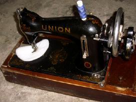 """Siuvimo mašina """"Union"""""""