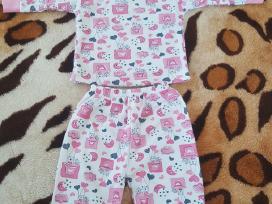 Nauja pižama mergytei