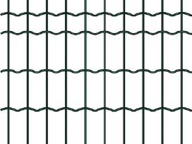 Virintas tvoros tinklas 100x50mm