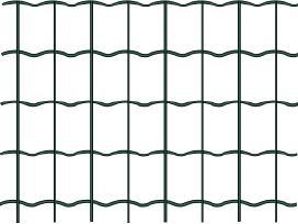 Virintas tvoros tinklas 100x75mm