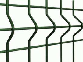 Tvoros segmentas žalias, RAL 6005