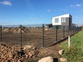 Segmentinės tvoros ! Prekyba bei montavimas !