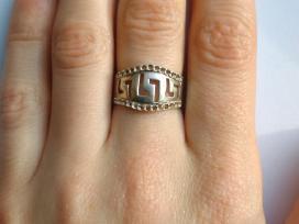 Sidabrinis žiedas. 17 dydžio