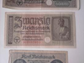 Vokiškos reichsmarkės ir rubliai 1947 - nuotraukos Nr. 3