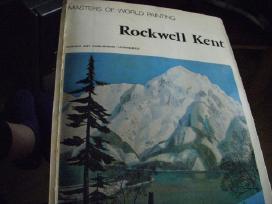 Art Rockwell Kent reprodukcijos