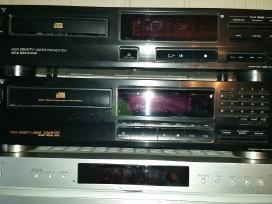 Parduodu CD grotuva Sony Cdp 411 ir Sony Cdp 313