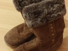 Žieminiai batai su kailiu, 35 d.