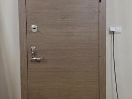 Vidaus šarvo durys (su montavimo darbais) nuo 290€