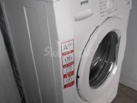 Siaura skalbimo masina gorenje - nuotraukos Nr. 2