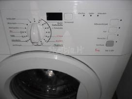 Siaura skalbimo masina gorenje - nuotraukos Nr. 4