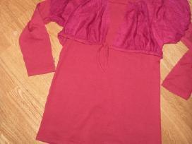 Vysniava medvilnine suknyte