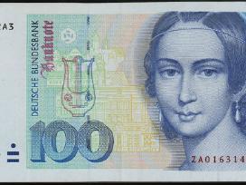 Superku vokiškas markes banknotais