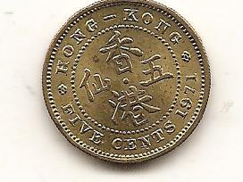 Honk Kongo monetos 1