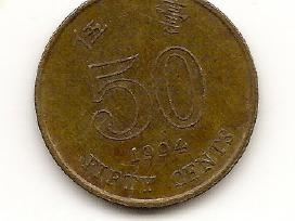 Honk Kongo monetos 2
