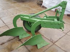 Plūgų atsarginių detalių ir metalo gaminių gamyba