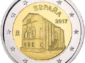 Ispanija 2 euro 2017