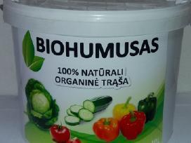 Išparduodu Biohumusą Gryną