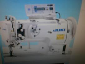 Dnu-1541 Juki Trigubo transportavimo siuvimo mašin