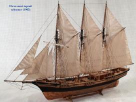 Laivų modeliai Модели кораблей