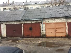 Isnuomojamas garazas Naujamiestyje.
