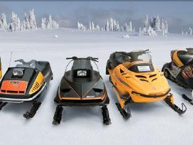 Sniego motociklų ir Atv dalys aksesuarai