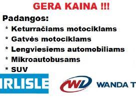 Honda motociklų, keturračių dalys ir aksesuarai