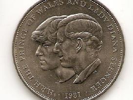 Anglija 25 new pence 1981 #925